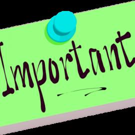 • Concursul de selecție pentru studenții Facultății de Construcții de Mașini și Management Industrial care doresc să efectueze o mobilitate Erasmus+ în semestrul I din anul universitar 2018-2019 sau pe tot parcursul anului universitar 2018-2019, va avea loc în data de 20.03.2018, între orele 10:00 și 12:00, în sala de consiliu a facultății. Detalii pe pagina Erasmus+.