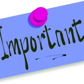• Informatii in atenția studenților din anul IV licență și anul II master.