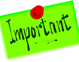• In vederea obţinerii certificatului de competenţă lingvistică necesar înscrierii la examenul de diplomă,  studenţii din anul IV, care au restanţe la limba străină,  se pot prezenta la examene după urmatorul program (detalii aici)
